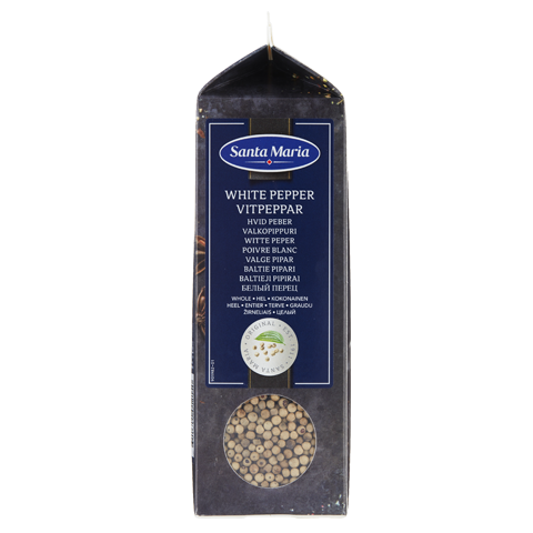 White pepper whole 550 g