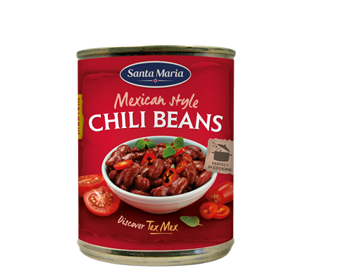 Mexican Chili Beans