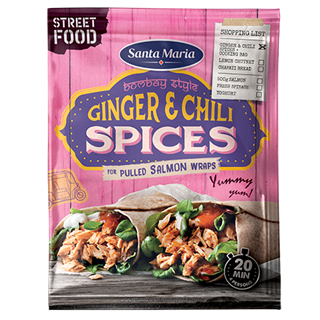 Ginger & Chili Spices