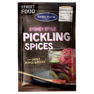 Påse med Pickling Spices