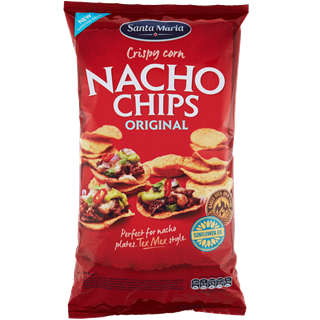 Nacho Chips Big Pack