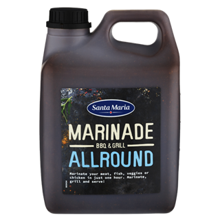 Marinade Allround 2500 ml