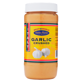 Garlic Crushed 500 g