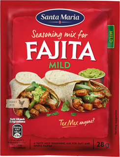 Mild Fajita Seasoning Mix