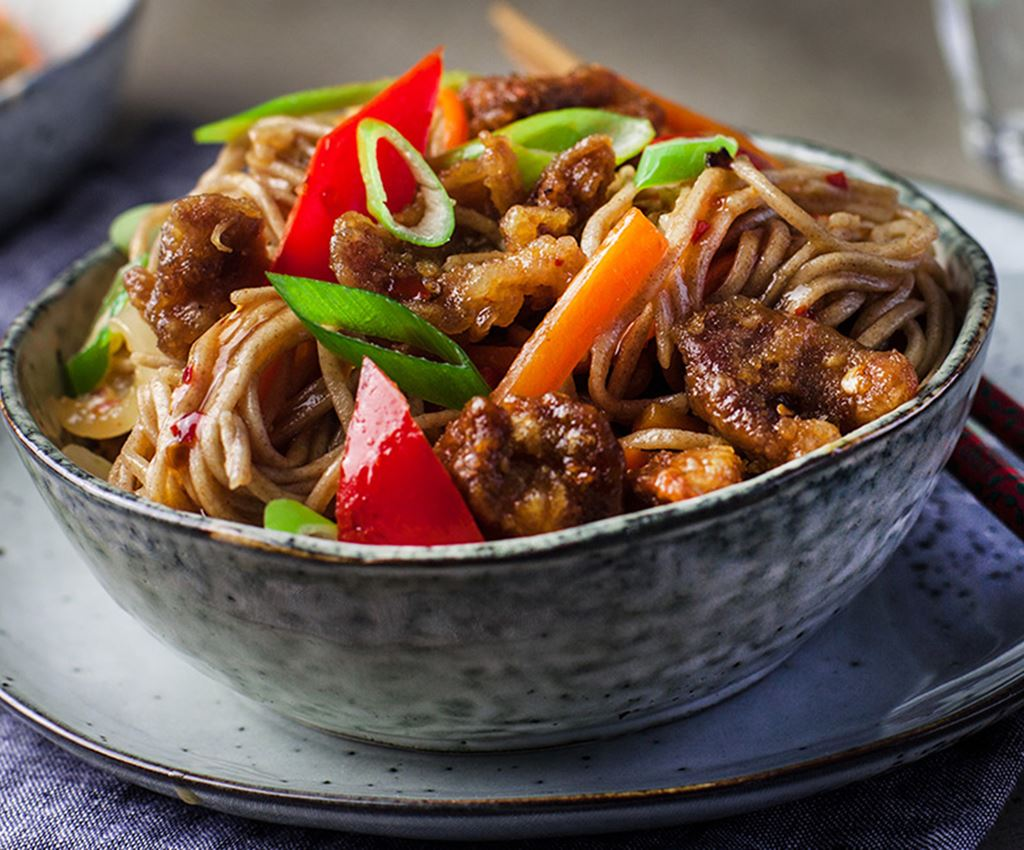 Āzijas ēdieni │ Santa Maria
