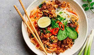 Gold & Green Thai Wok Pulled Oats®
