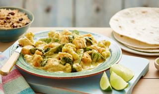 Creamy Caribbean Curry
