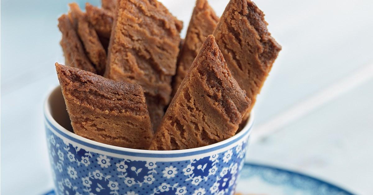 Kolakakor med pepparkakssmak | Recept från Santa Maria