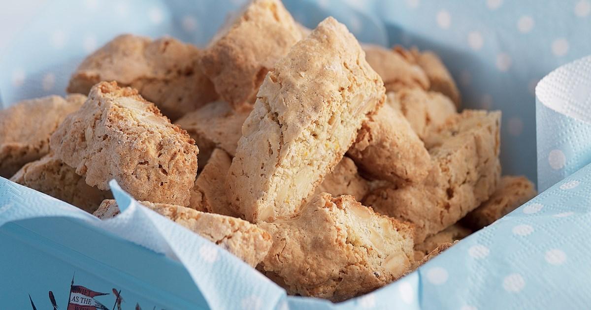recept på biscotti