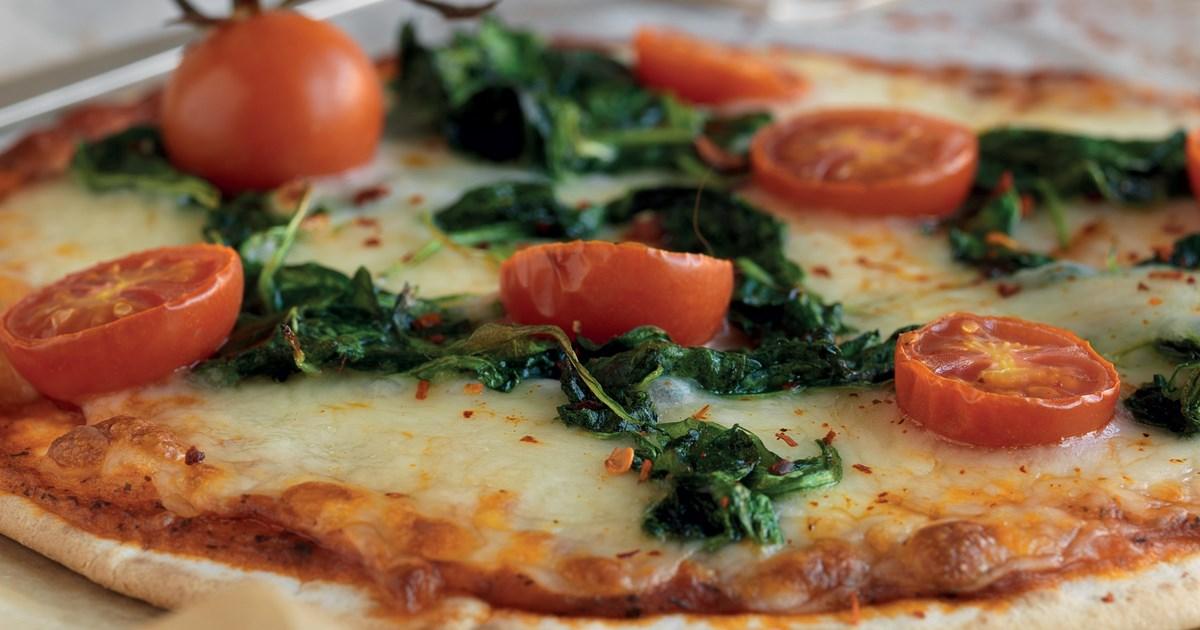 Пицца моцарелла классическая рецепт 45